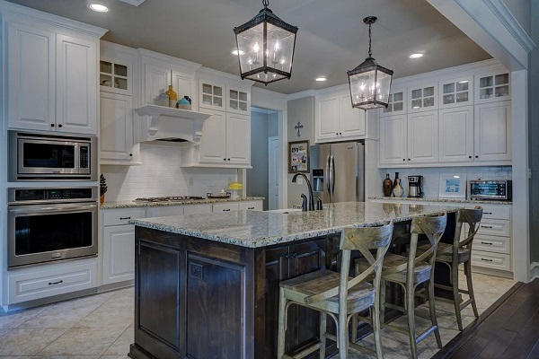 8 Tips to Give your Kitchen an Attractive Touch